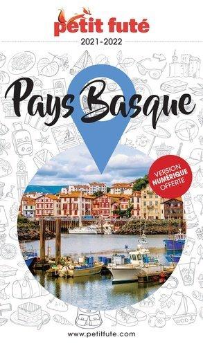 Petit Futé Pays Basque 2021 - nouvelles editions de l'universite petit futé - 9782305059693 -