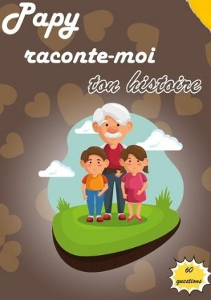 Papy raconte-moi ton histoire - Books on Demand Editions - 9782322260126 -