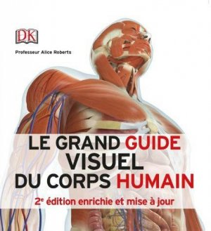 Pack guide visuel du corps humain + poster - pearson - 9782326002791 -