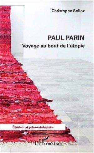 Paul Parin - l'harmattan - 9782343101583 -