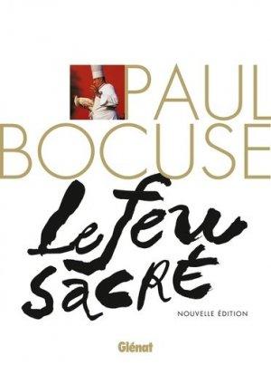 Paul Bocuse, le feu sacré - - glenat - 9782344031674 -