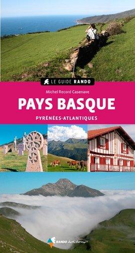 Pays basque - rando - 9782344034897 -
