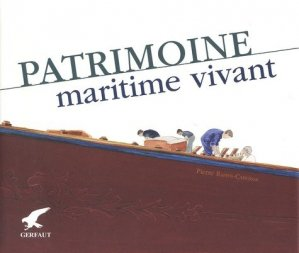 Patrimoine maritime vivant - gerfaut - 9782351910771 -