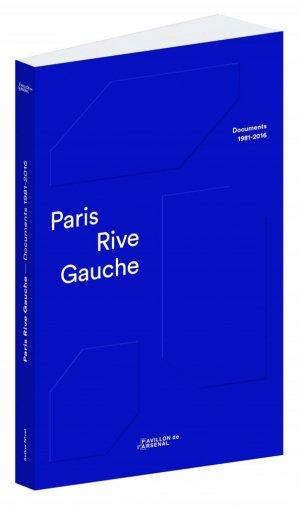 Paris Rive gauche - pavillon de l'arsenal - 9782354870355 -