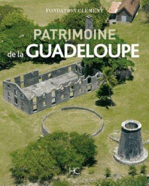 Patrimoine de Guadeloupe - 0 - 9782357203556 -
