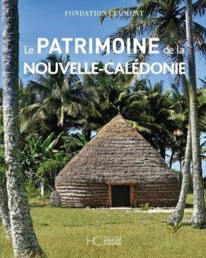 Patrimoine de la Nouvelle-Calédonie - hc  - 9782357205437 -