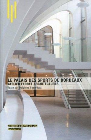 Palais des sports de Bordeaux - archibooks - 9782357333925 -
