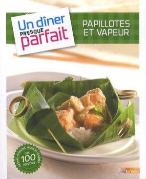 Papillotes et vapeurs - m6  - 9782359850734 -