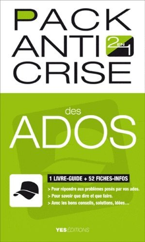 Pack anti crise des ados - Yes Editions - 9782363040039 -