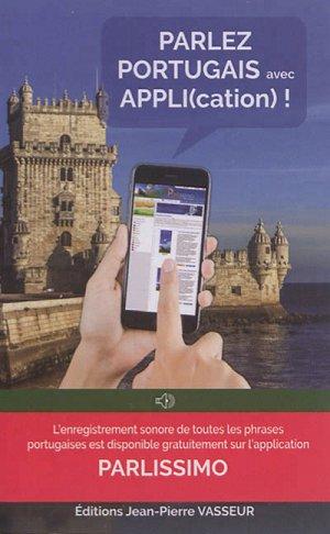 Parlez portugais avec appli(cation) ! - vasseur - 9782368300671 -