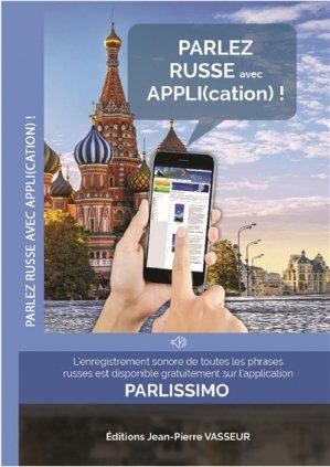 Parlez russe avec appli(cation) ! - vasseur - 9782368300800 -