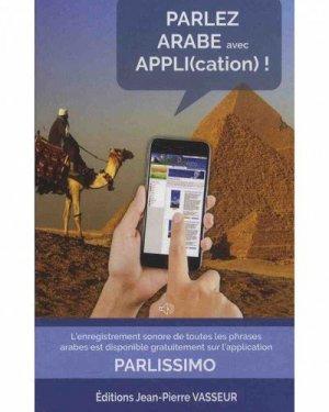 Parlez arabe avec appli(cation) ! - vasseur - 9782368300862 -