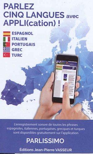 Parlez cinq langues avec appli(cation) ! - vasseur - 9782368300893 -