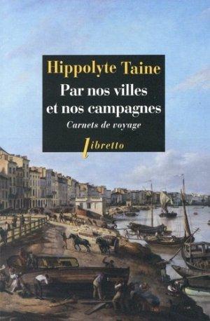 Par nos villes et nos campagnes - Libretto - 9782369145776 -