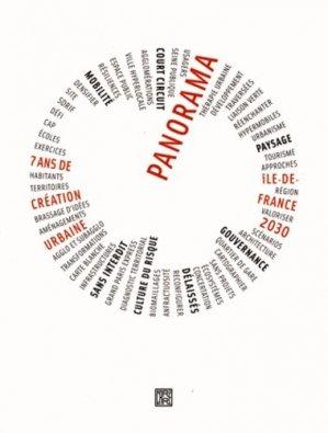 Panorama Ile-de-France 2030. 7 ans de création urbaine - la découverte - 9782373680034 -