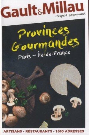 Paris, Ile-de-France - gault et millau - 9782375570258 -