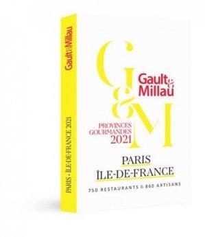 Paris - Ile de France - gault et millau - 9782375570395 -