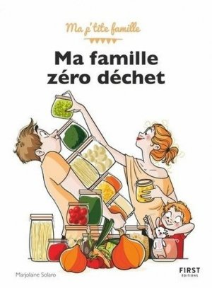 Parents zéro déchets - First - 9782412054369 -