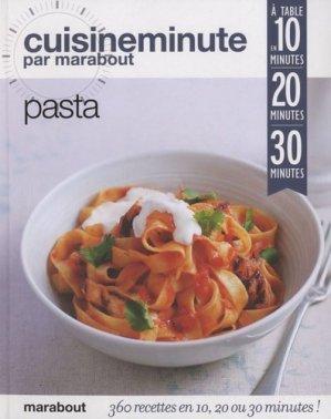 Pasta - Marabout - 9782501077309 -