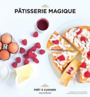 Pâtisserie magique - Marabout - 9782501102087 -