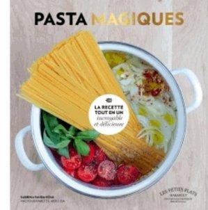 Pasta magiques - Marabout - 9782501103213 -