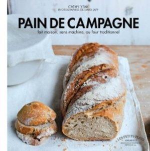 Pain de campagne maison - Marabout - 9782501112543 -