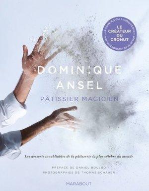 Pâtissier magicien - Marabout - 9782501116732 -