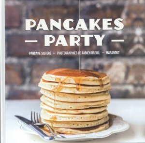Pancakes party - marabout - 9782501142304 -