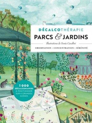 Parcs et jardins - Marabout - 9782501160360 -