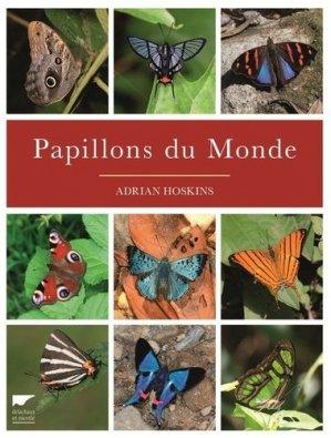 Papillons du monde - delachaux et niestle - 9782603024324 -