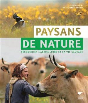 Paysans de nature - delachaux et niestle - 9782603025673