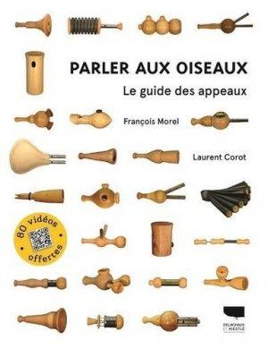 Parler aux oiseaux - Delachaux et Niestlé - 9782603026076 -