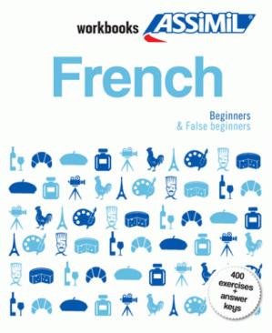 Pack en 2 Volumes - Workbooks - French - Beginners and False Beginners - assimil - 9782700508314 -