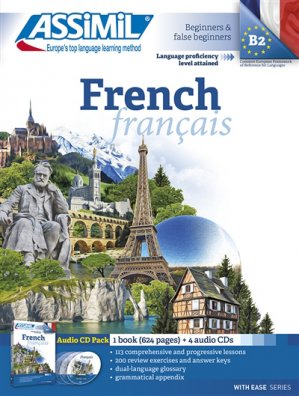 Pack CD - French - Français - Débutants et Faux-débutants - assimil - 9782700518139