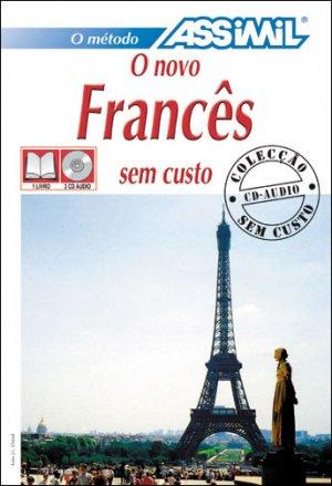 Pack CD - O novo Francês sem custo - Débutants et Faux-débutants - assimil - 9782700520040