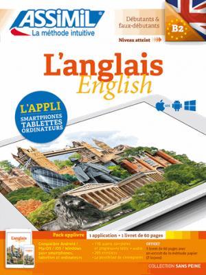 Pack Applivre - L'Anglais - L'Appli Smartphones, Tablettes, Ordinateurs - assimil - 9782700564136 -