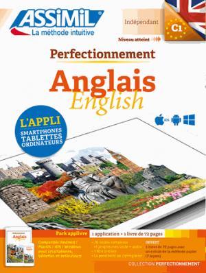 L'anglais - Pack Applivre Assimil - Perfectionnement - assimil - 9782700564181 -