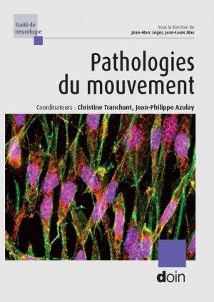 Pathologies du mouvement - doin - 9782704016259 -