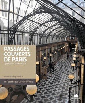 Passages couverts de Paris - massin - 9782707207074 -