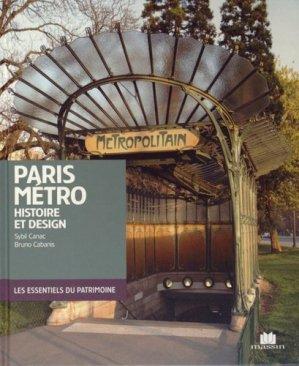 Paris métro - massin - 9782707208798 -