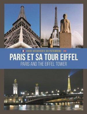 Paris et sa tour Eiffel - massin - 9782707210272 -