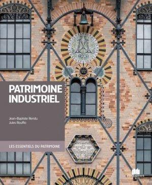 Patrimoine industriel de Paris - massin - 9782707210487 -