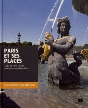 Paris et ses places - massin - 9782707211033 -