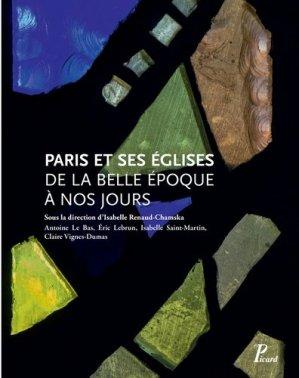 Paris et ses églises - picard - 9782708410305 -