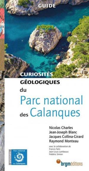 Parc national des calanques curiosites geologiques - brgm - 9782715927377 -