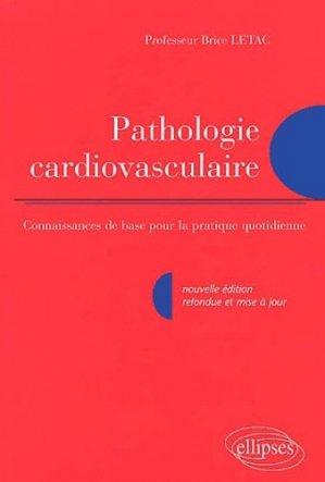 Pathologie Cardiovasculaire - ellipses - 9782729805845 -