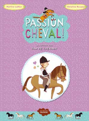 Passion cheval - de la martiniere - 9782732448084 -