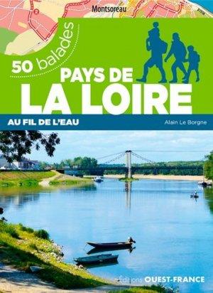 Pays de la Loire, Bocage, forêt et bord de mer - ouest-france - 9782737379338 -