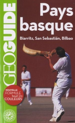 Pays Basque - gallimard editions - 9782742426539 -