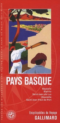 Pays Basque - gallimard editions - 9782742427352 -